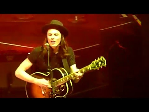 James Bay - When We Were On Fire - Hammersmith Apollo, London - March 2016