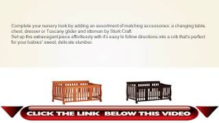 Stork Craft Tuscany 4-in-1 Stages Crib (baby Crib Sets) By Babycribsets.info