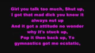 Big Sean - Dance (Ass) (w/ Lyrics)