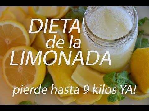 limonada markos para bajar de peso