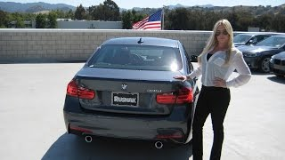 "NEW BMW 335i M Sport Package / 19"" M Wheels / Quick BMW Review"