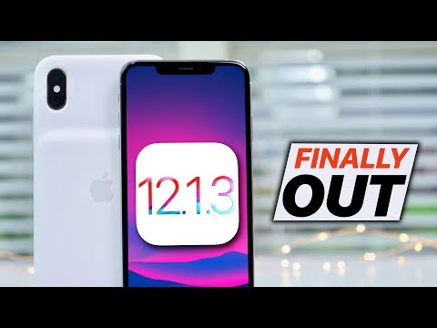 iOS 12.1.3 Finally Released! Should You Update?