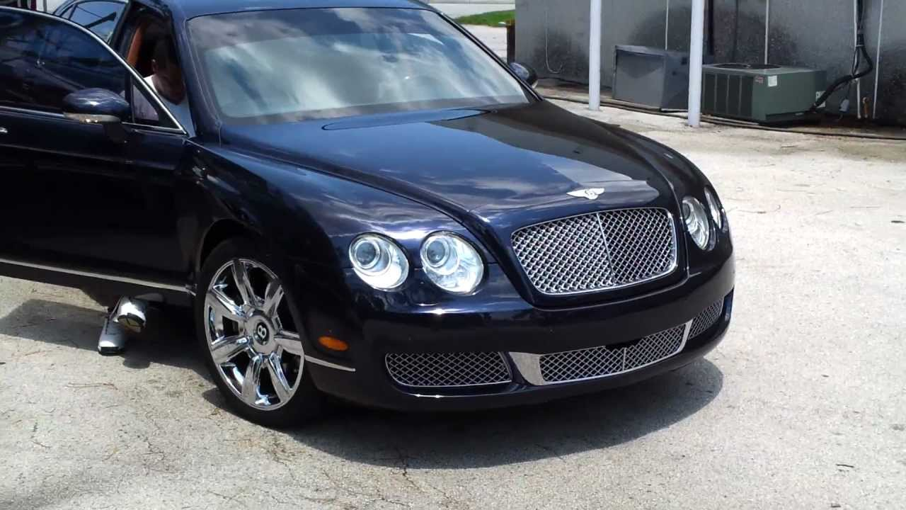 2009 Custom 4 Door Bentley & 2009 Custom 4 Door Bentley - YouTube