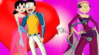 Doremon Tiếng Việt 2018- Hoạt hình Doremon Truyện tình giữa  Xuka Nobita & Xeko🌻Doremon Chế Phần 13