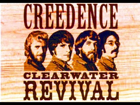 The Top 10 song by Creedence Clearwater Revival