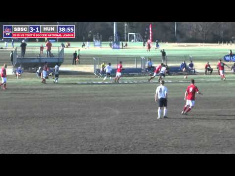 2015 USYS National League - Santa Barbara vs. South Huntington Lightning - U18 Boys - 2pm - Field 3