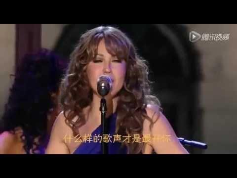 Stars sing Chinese songs  2015
