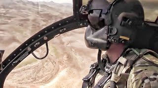 MD 530F Cayuse Warrior Helicopter • Cockpit Video