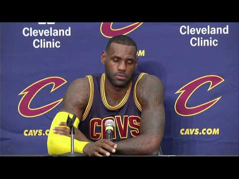 Lebron: 'Finals losses never stop hurting'