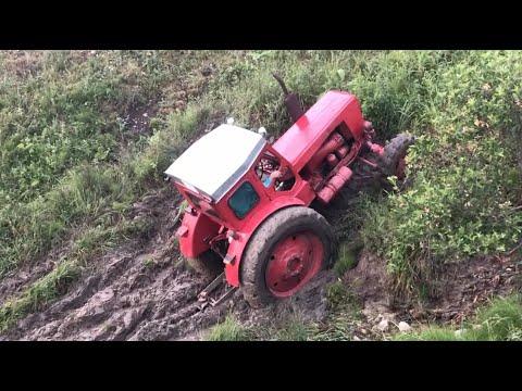 Сравнение тракторов по Грязи | Трактор Беларус или Т 40 ? | Тюнинг