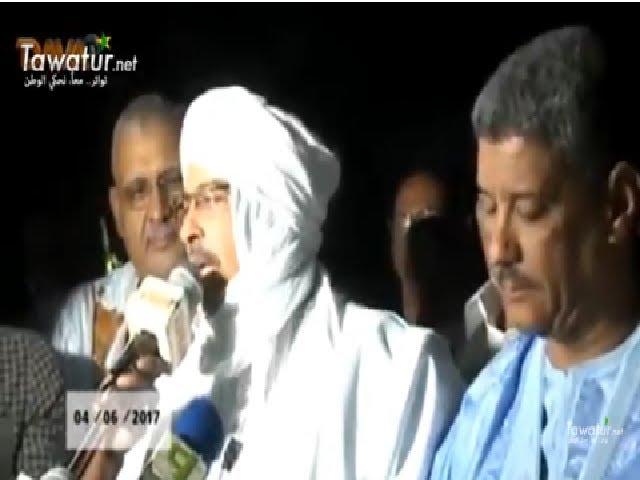 ولد محم : نفس الحق الذي يمنح المعارضة الطموح لنيل السلطة، يمنح لنا حق التمسك بها في 2019م