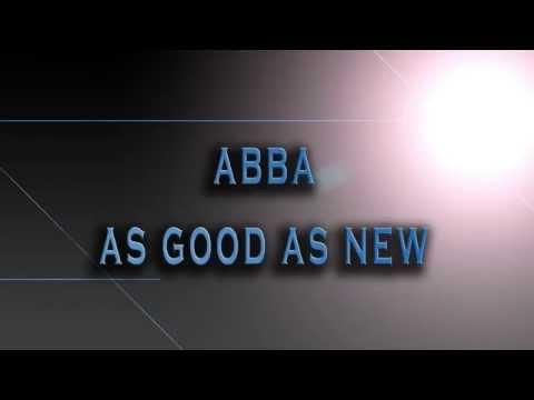 ABBA-As Good As New [HD AUDIO]