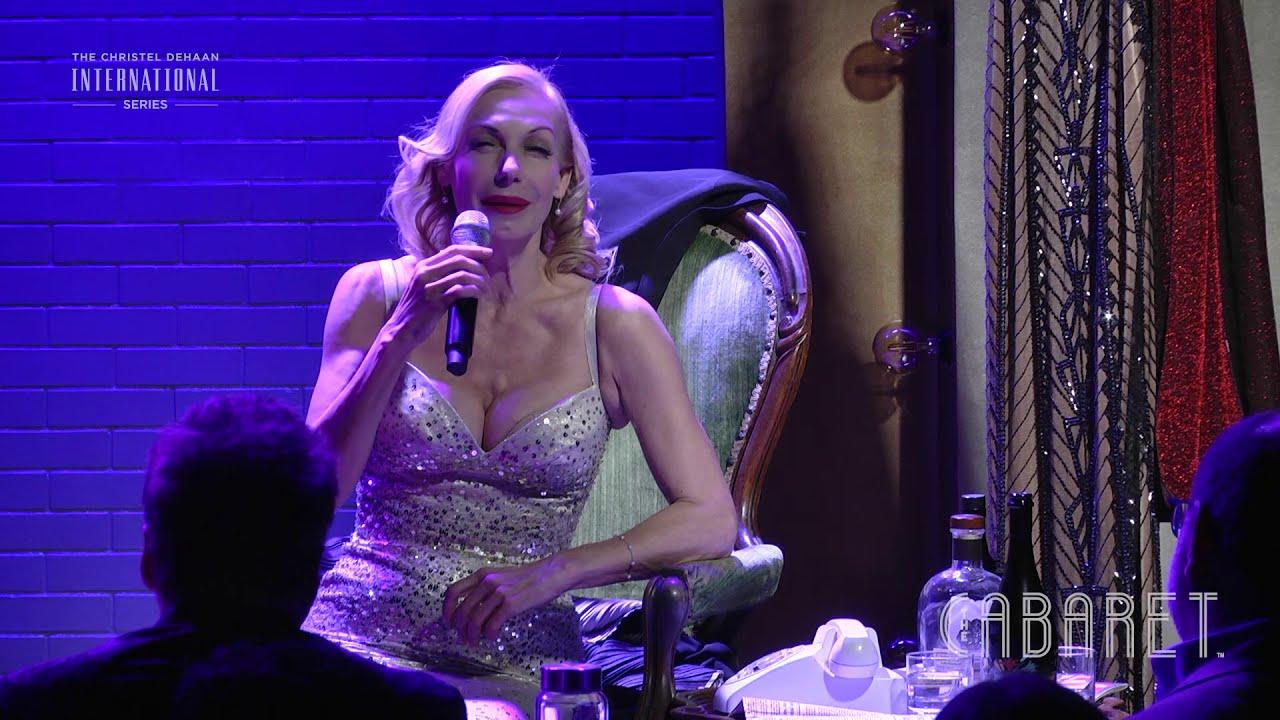 "Ute Lemper: Rendezvous with Marlene   ""No me Quitte pas"""