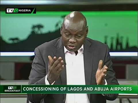 TVC Breakfast September 13th | Concessioning of Lagos and Abuja Airports