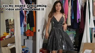 EVERYTHING I DID TO PREPARE FOR HOMECOMING 2019 *sophomore