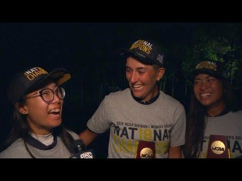 Former Beaverton star Gigi Stoll's Arizona Wildcats win NCAA women's golf title