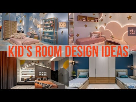 30 Latest Kids Room Interior Design Ideas Collection 2019
