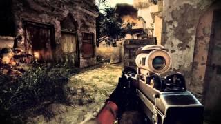 Linkin Park Medal of Honor Warfighter Трейлер Мультиплеера - E3 2012