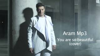 Aram Mp3 - You are so beautiful (cover)