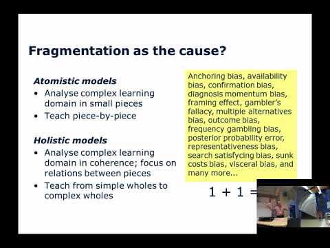 2016-06-30 - Jeroen J. G. van Merrienboer – Cognitive Basis for the Design of Instruction