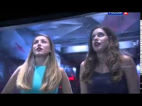 Шоу Побег.  2 выпуск 26 08 2015 Александра Литвина