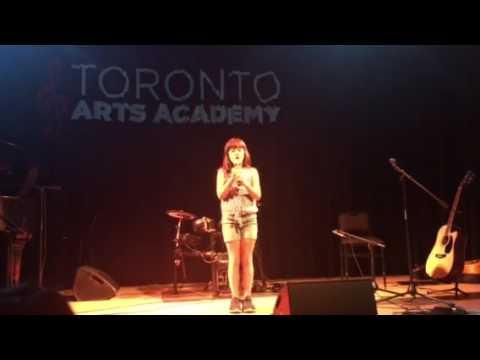 Toronto arts academy performance summer 2017 !
