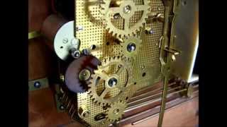 Clock Grandfather Westminster  Restoration