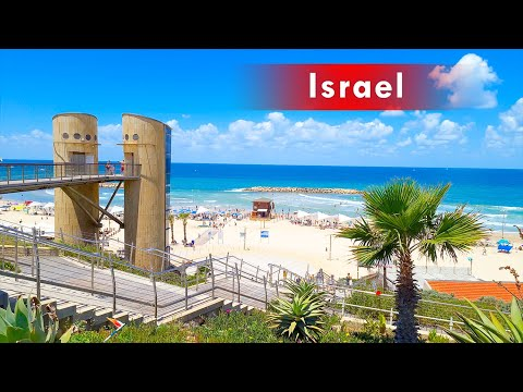 ISRAEL TODAY, Video Walk In HERZLIYA