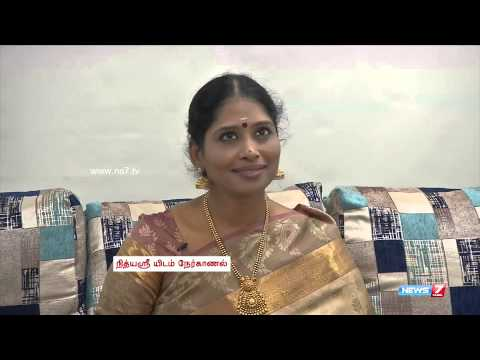 Carnatic Singer Nithyashree Mahadevan about her debut
