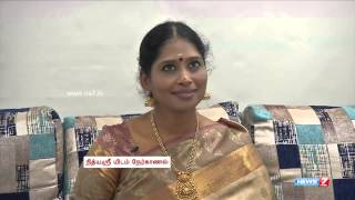 Carnatic Singer Nithyashree Mahadevan about her debut