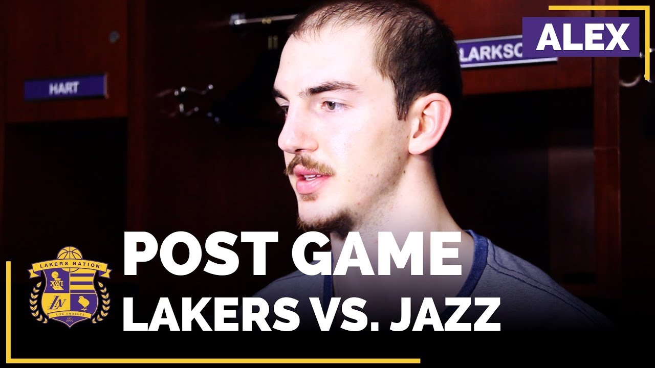 ca05a39fa18 Alex Caruso On Kyle Kuzma   Sky Is The Limit. I Love Playing With Him.
