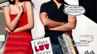 Repeat youtube video Bahaara - I Hate Luv Storys (With Lyrics) - Shreya Goshal