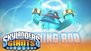 Meet the Skylanders: Series 2 Lightning Rod
