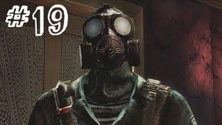Resident Evil Revelations Gameplay Walkthrough Part 19 - Water Monster - Campaign Episode 8