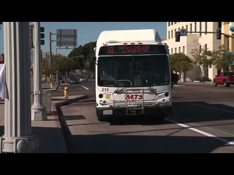 San Diego Transit Agency Hears Public Feedback On Mid-City Route Changes