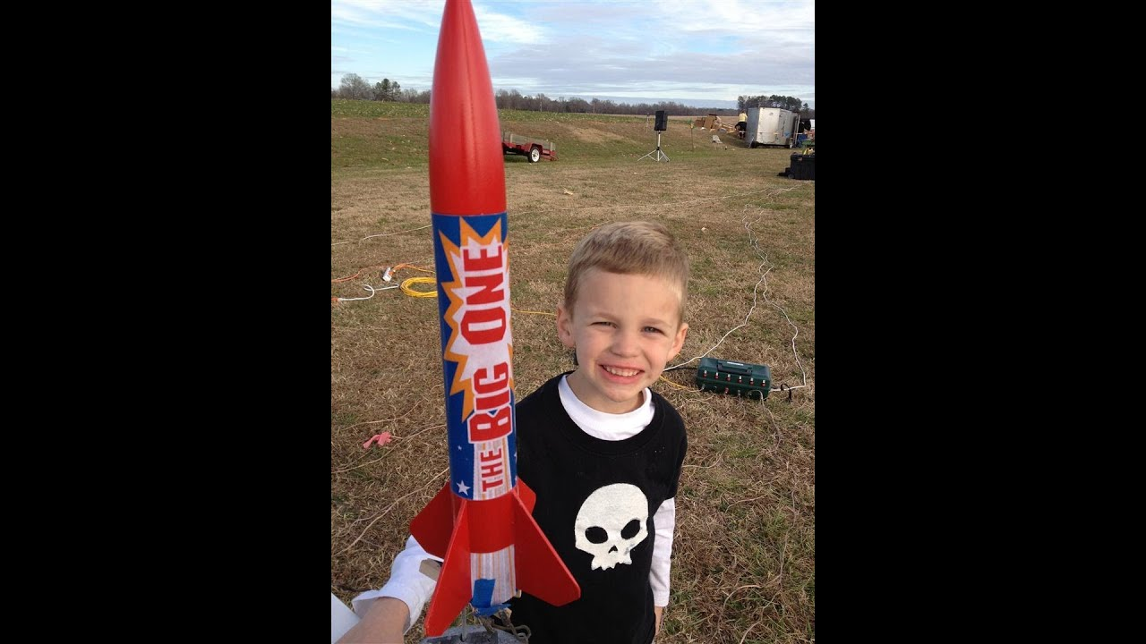 "Hg Fly Bryson's Toy Story Rocket ""the Big One"" - Youtube"