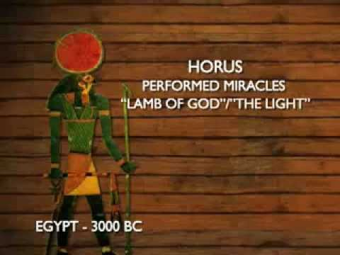 What Jesus, Horus And Many Other Gods Had In Common