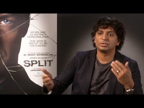 M. Night Shyamalan explains Split