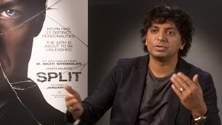 M. Night Shyamalan Explains Split