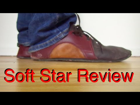 Soft Star RunAmoc Dash With Bullhide Sole Review