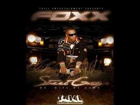 Foxx - Not Myself