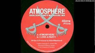 Russ Abbot Cut By The Sabres Of Paradise - Atmosphere (Basildon Bond