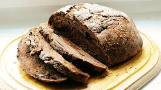Шоколадный Хлеб.Очень Простой Рецепт (У Вас Получится 100%)