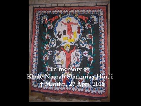 In memory of Khale Nasrah Shammas Hindi!