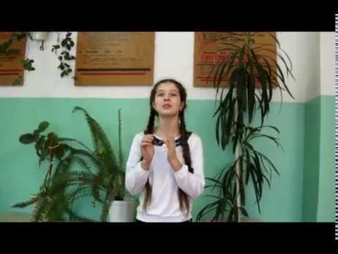 Изображение предпросмотра прочтения – ЕлизаветаЧеснокова читает произведение «Молитва (В минуту жизни трудную…)» М.Ю.Лермонтова