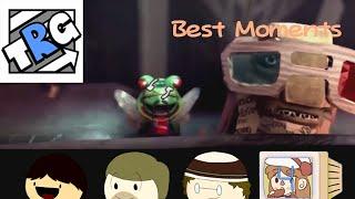 TheRunawayGuys Best Moments: LittleBigPlanet 2