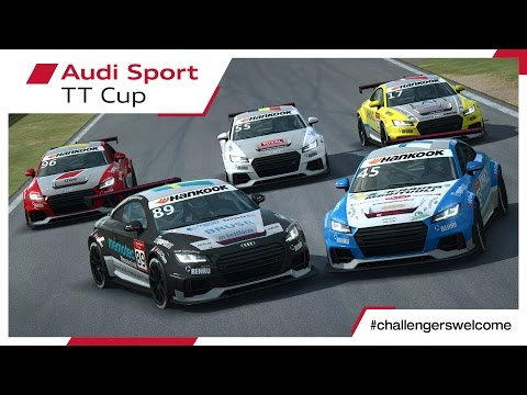 Audi Sport TT Cup 2015 - Now available!
