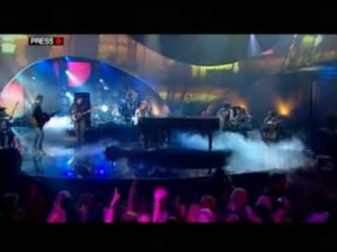 The Fray - You Found Me - Live Australia Video Music Awards 2009