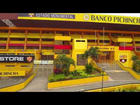 Estadio Monumental, Guayaquil, Ecuador