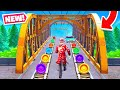 SUBWAY SURFERS *NEW* Game Mode in Fortnite Battle Royale